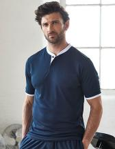 Cool Stand Collar Sports Polo