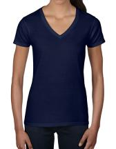 Women`s Lightweight V-Neck Tee
