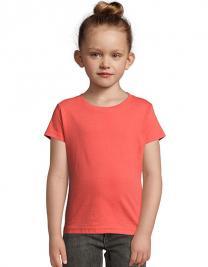 Kids` T-Shirt Girlie Cherry
