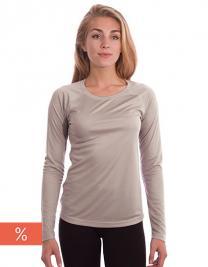 Ladies` Solar Performance Long Sleeve T-Shirt
