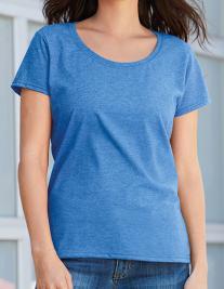 Softstyle® Ladies` Deep Scoop T-Shirt